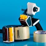 Dispensador de cinta embalaje